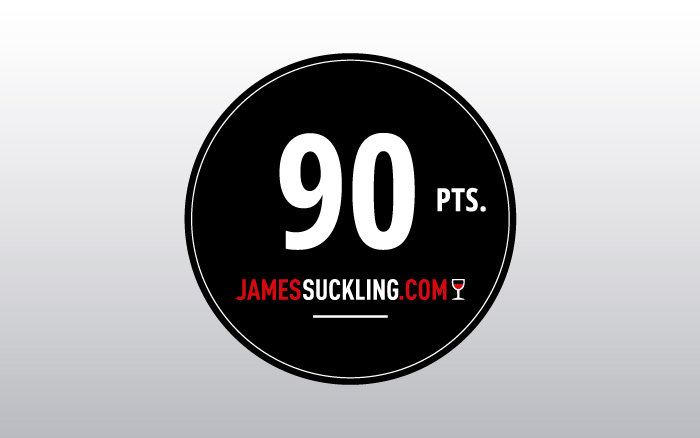 Resultados James Suckling 2016