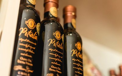 PETRALIA, the best olive oil according to Flos Olei 2017