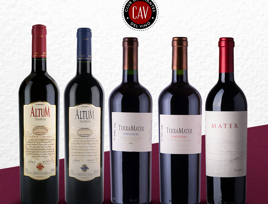 Discover our best awared wines by CAV 2017